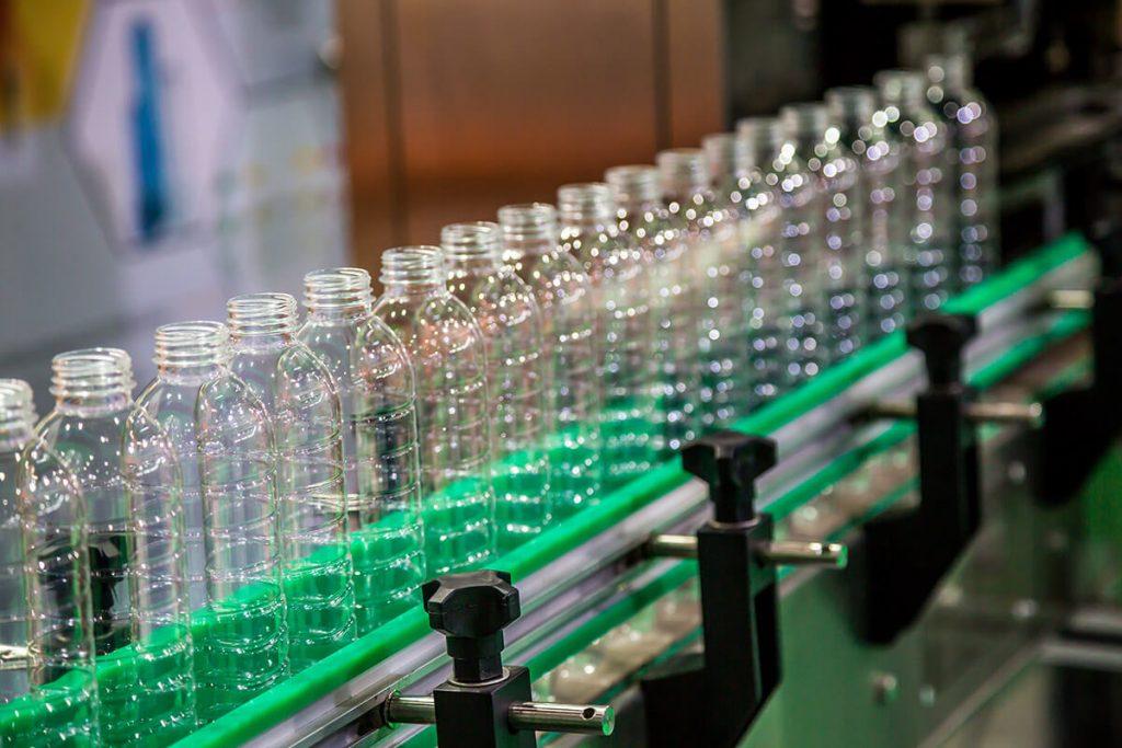 Aire comprimido para la industria plástica