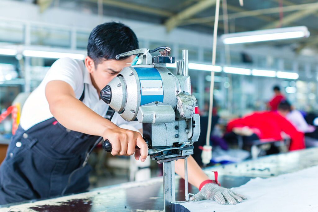 Aire Comprimido en la Industria Textil